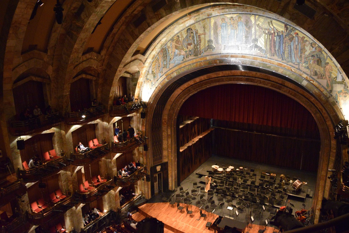 Russian magic at Mexico City's Palacio de Bellas Artes